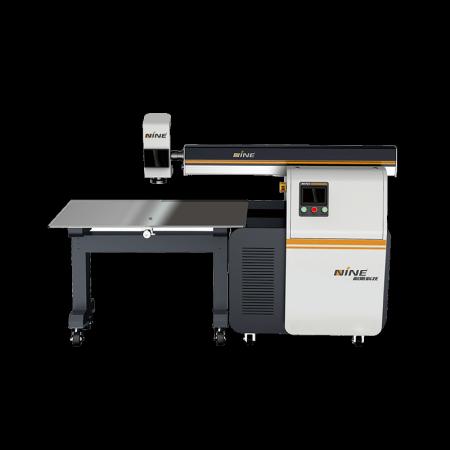 广告字激光焊接机 东莞激光焊字机 广告行业专用激光焊