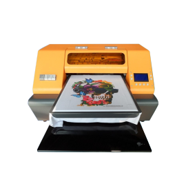 宏扬HYA3-1390T恤打印机 服装印花机